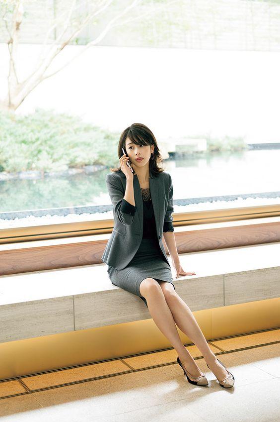 加藤綾子 カトパンの美脚など高画質な画像70枚の002