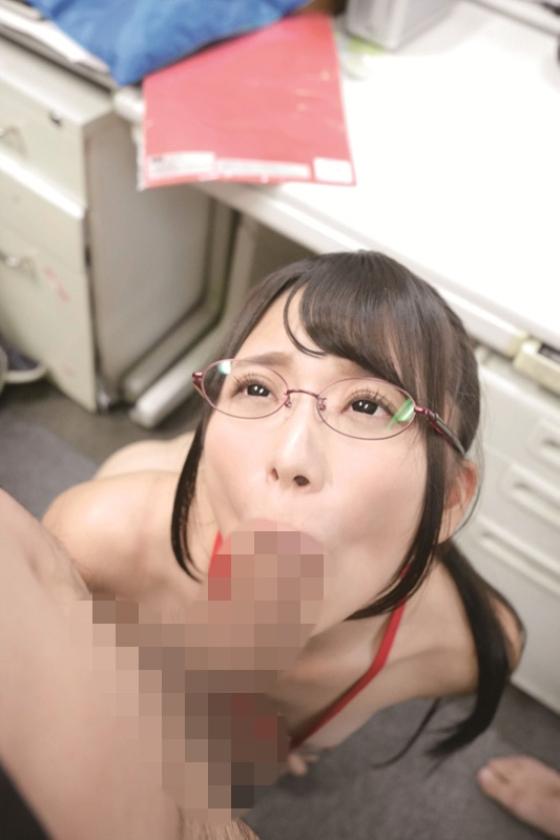 メガネ女子だと続けてヌケる、加藤ももか画像94枚の2