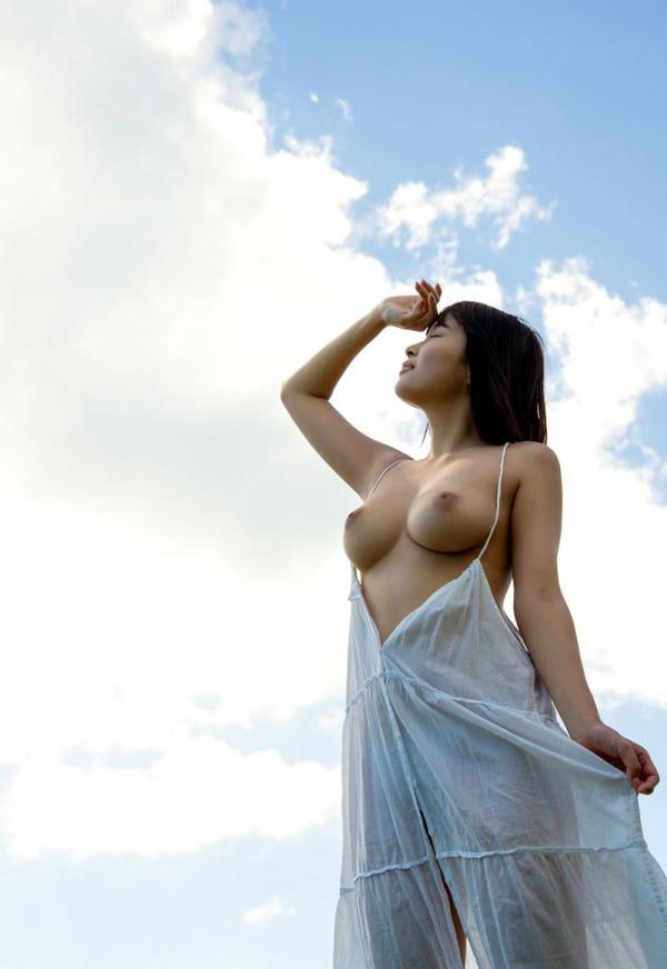 河合あすな スレンダー爆乳美女ヌード画像140枚の020枚目