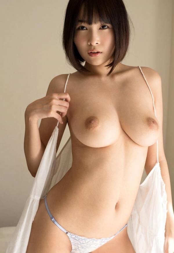 河合あすな スレンダー爆乳美女ヌード画像140枚の027枚目