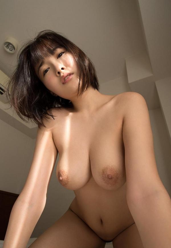 河合あすな スレンダー爆乳美女ヌード画像140枚の035枚目