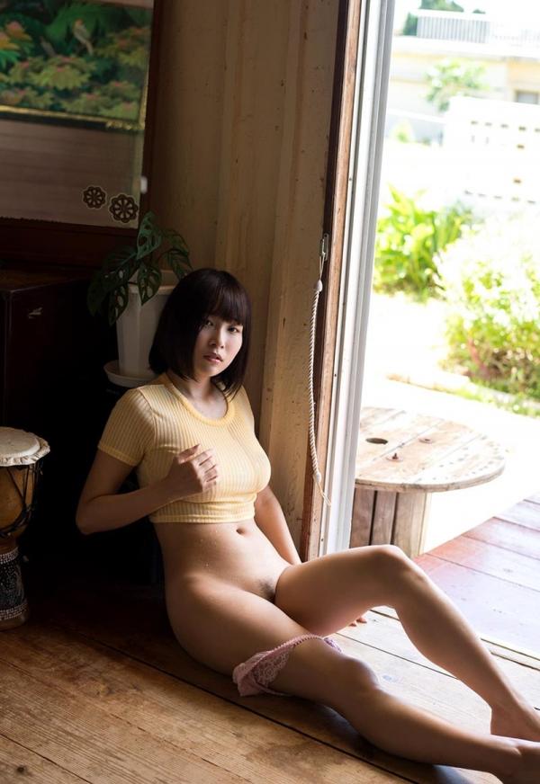 河合あすな スレンダー爆乳美女ヌード画像140枚の062枚目