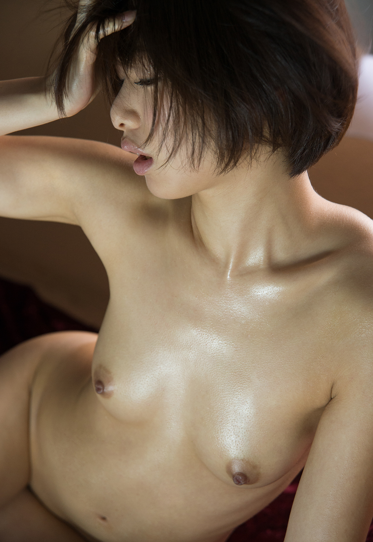 Asian Hairless Cute Chinese With Inverted Nipples