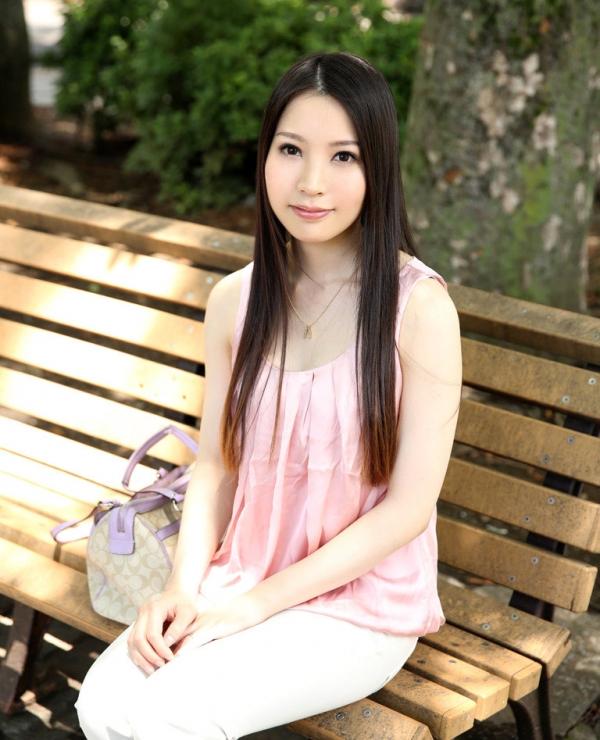 川村麻衣子 寝取られた黒髪ロングで色白な清楚妻エロ画像62枚のa01枚目
