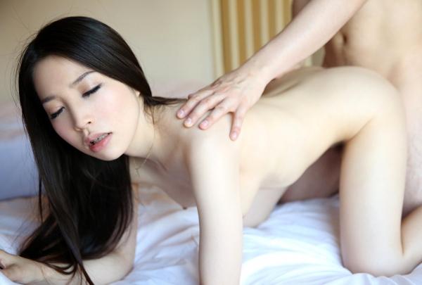 川村麻衣子 寝取られた黒髪ロングで色白な清楚妻エロ画像62枚のa37枚目
