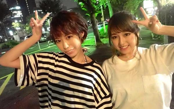 川菜美鈴と里美まゆが4Pセックスしてる画像70枚の001枚目