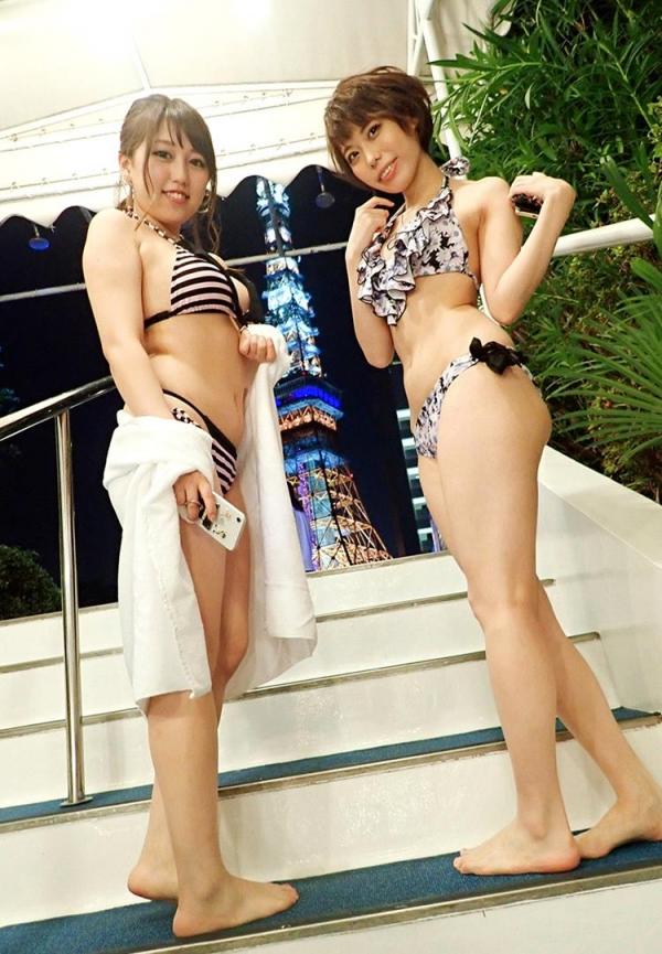 川菜美鈴と里美まゆが4Pセックスしてる画像70枚の002枚目