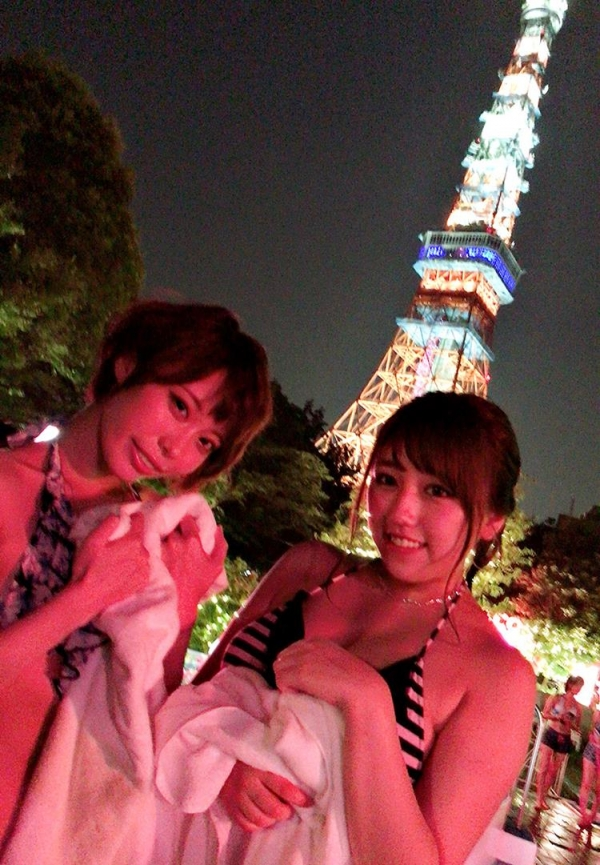 川菜美鈴と里美まゆが4Pセックスしてる画像70枚の012枚目