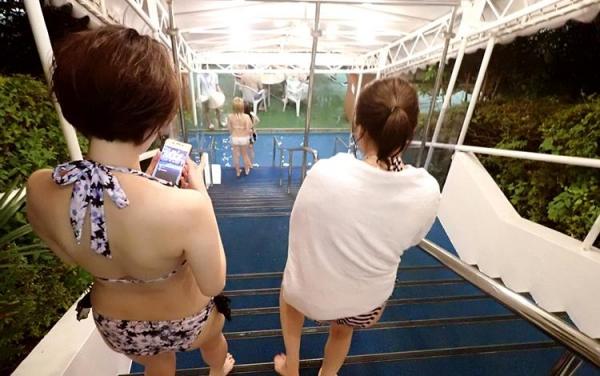 川菜美鈴と里美まゆが4Pセックスしてる画像70枚の013枚目