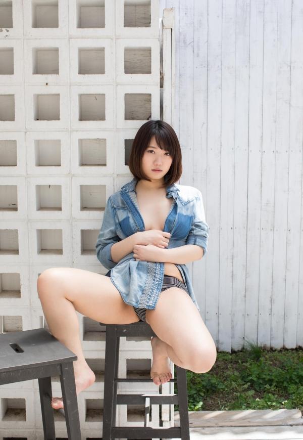 無修正デビューした 菊川みつ葉 元SODstarエロ画像124枚の034枚目