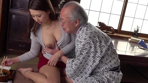 暴走するセクハラ老人 禁断介護のエロ画像87枚の0020枚目