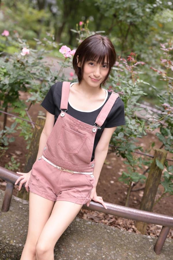 吉良りん18才AVデビュー ダイアモンド級の原石美少女エロ画像28枚のa09枚目