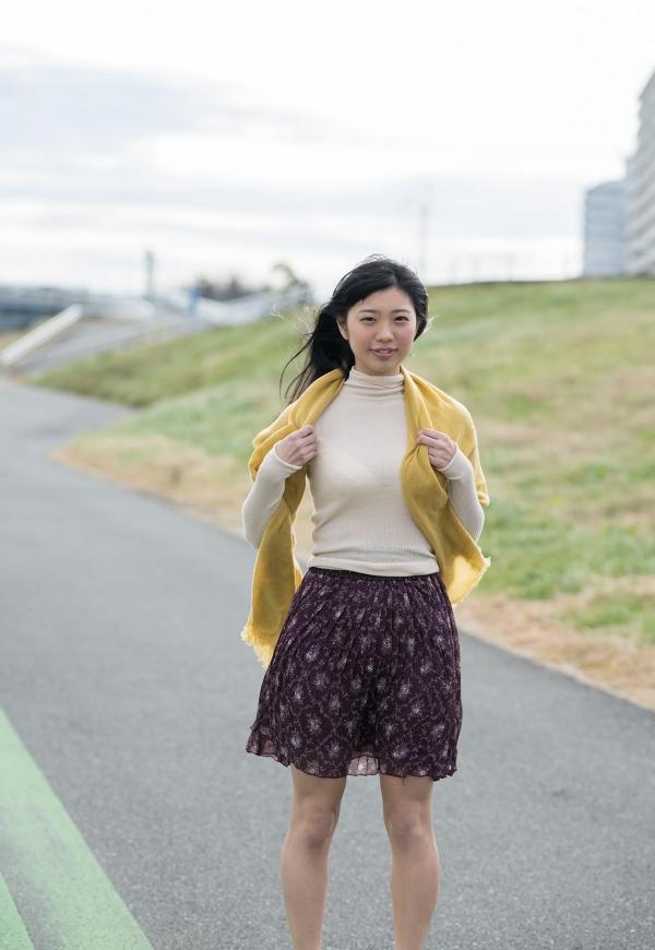 桐谷まつり 巨乳の秋田美人ヌード画像143枚のb012番