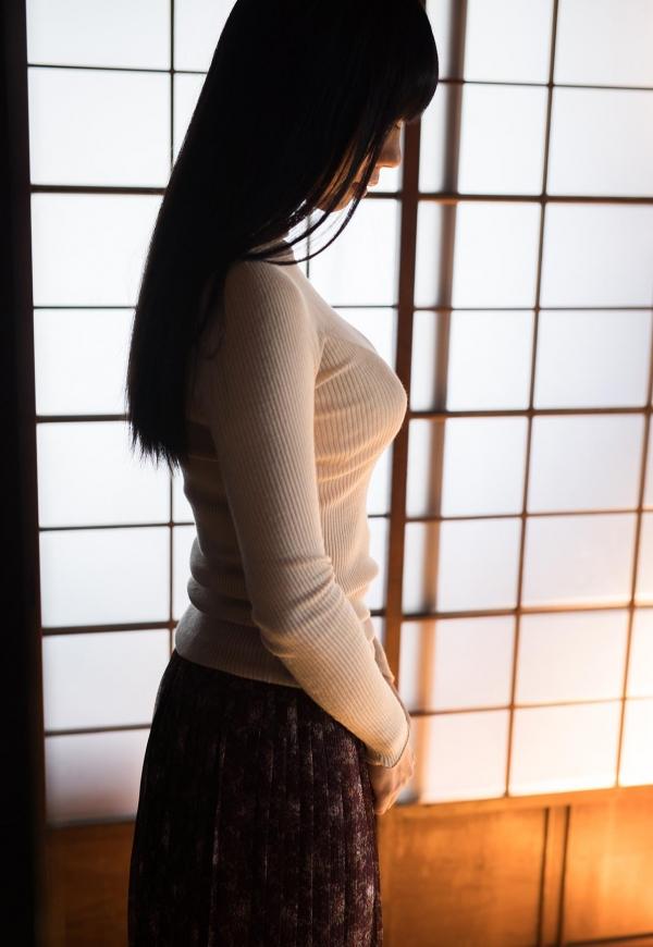 桐谷まつり 巨乳の秋田美人ヌード画像143枚のb018番