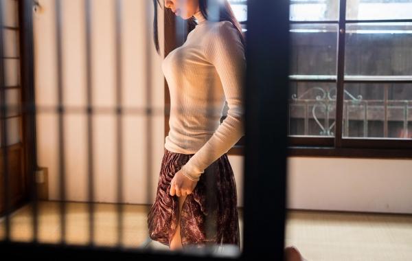 桐谷まつり 巨乳の秋田美人ヌード画像143枚のb019番