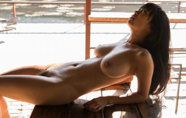 桐谷まつり 北国育ちの爆乳美女ヌード画像200枚の159枚目
