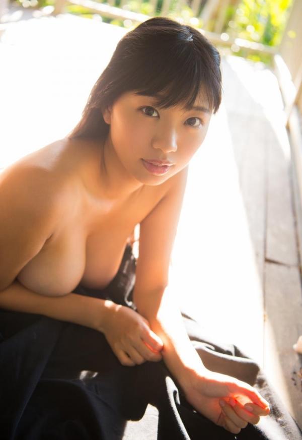 桐谷まつり 北国育ちの爆乳美女ヌード画像200枚の180枚目