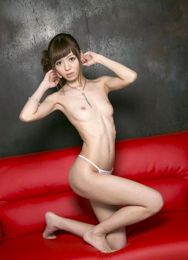 懐かしのエロス 希志あいの スレンダー微乳美女ヌード画像60枚の031枚目
