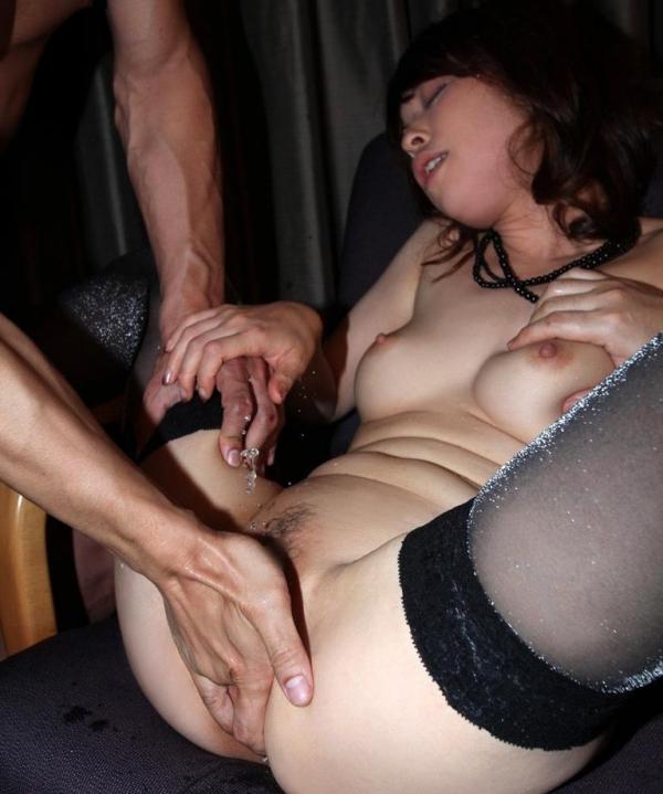 岸本奈々枝(水野洋子)人妻不倫セックス画像60枚の50枚目