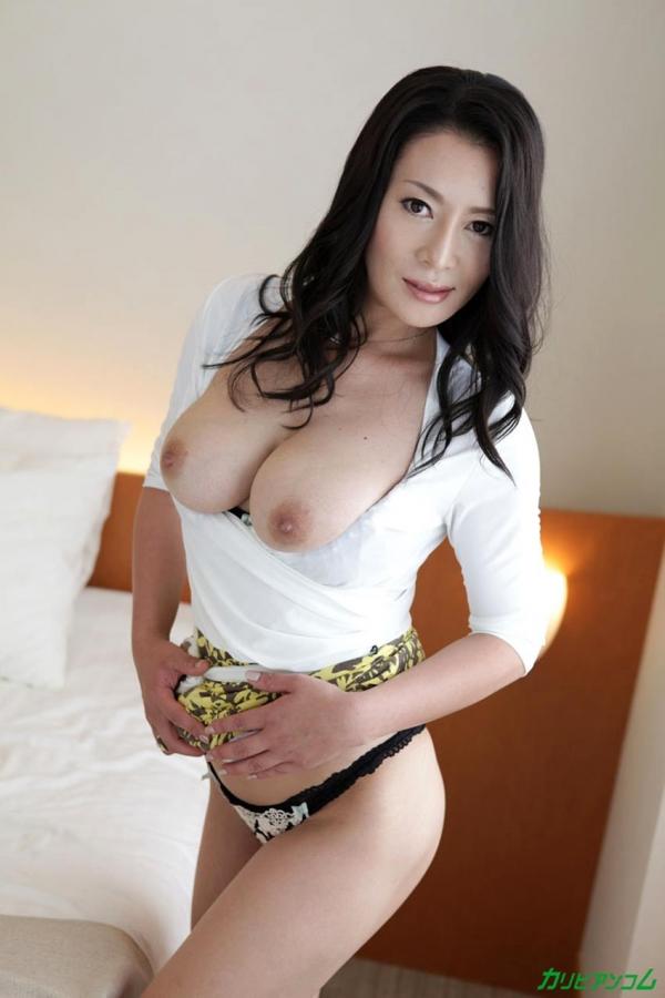 北島玲 妖艶な美痴女 好色女上司の淫らな誘惑エロ画像45枚の2