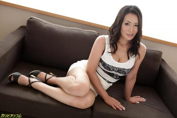 北島玲 妖艶な美痴女 好色女上司の淫らな誘惑エロ画像45枚のb011枚目