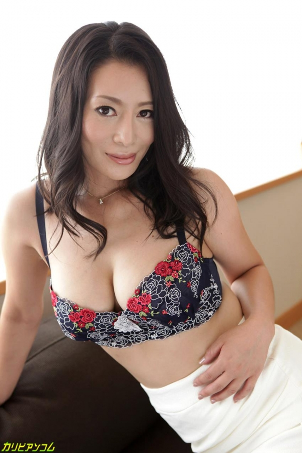 北島玲 妖艶な美痴女 好色女上司の淫らな誘惑エロ画像45枚のb014枚目