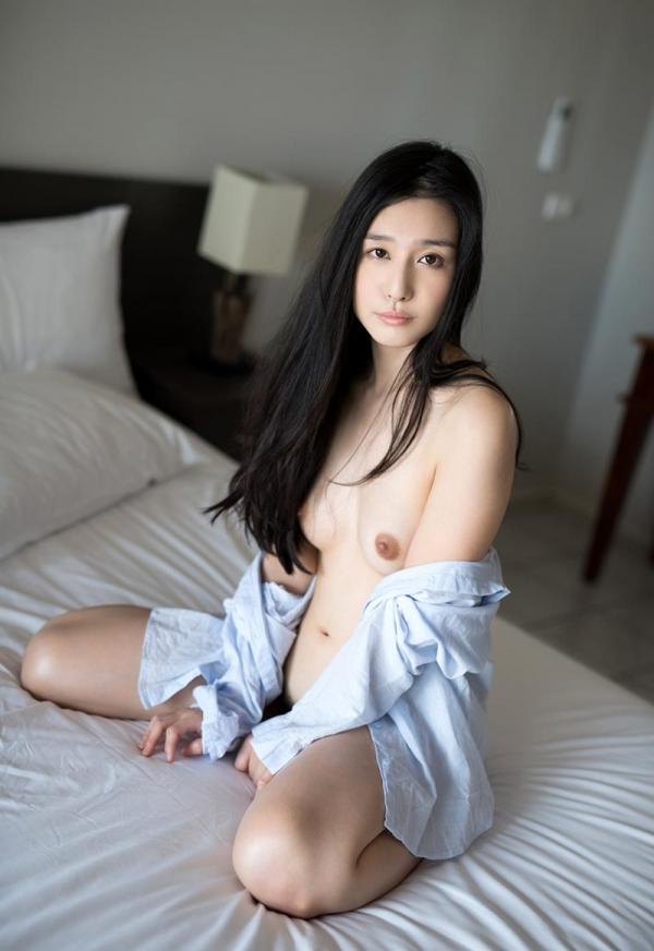 古川いおり 清楚系スレンダー美人エロ画像86枚のb02枚目