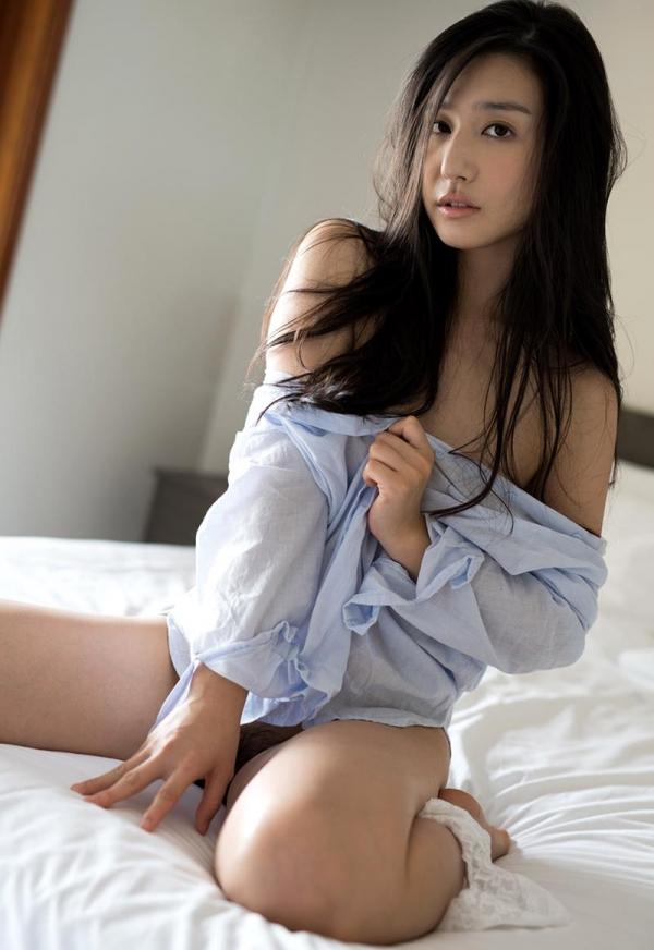 古川いおり 清楚系スレンダー美人エロ画像86枚のb24枚目