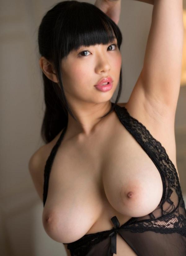清楚な黒髪AV女優13人ヌードやエロ画像80枚の036枚目