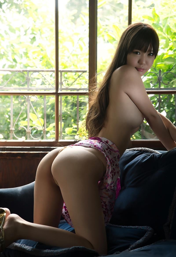 黒川サリナ スレンダー美巨乳美女ヌード画像120枚の022枚目