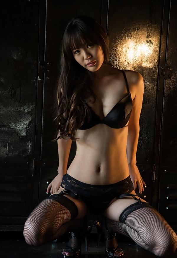 黒川サリナ スレンダー美巨乳美女ヌード画像120枚の080枚目