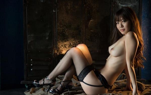 黒川サリナ スレンダー美巨乳美女ヌード画像120枚の091枚目