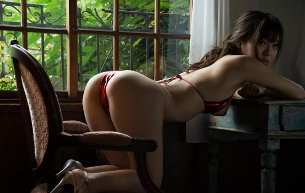 黒川サリナ スレンダー美巨乳美女ヌード画像120枚の118枚目