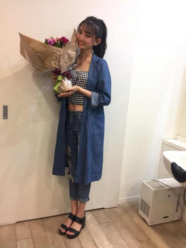 黒木麗奈(くろきれな)17歳の女子校生!三愛水着楽園イメージガール画像40枚の012枚目