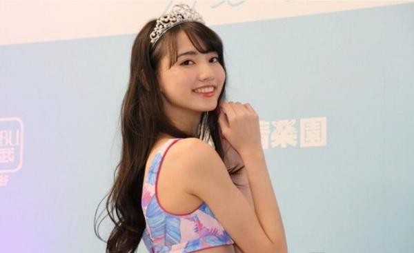 黒木麗奈(くろきれな)17歳の女子校生!三愛水着楽園イメージガール画像40枚の031枚目