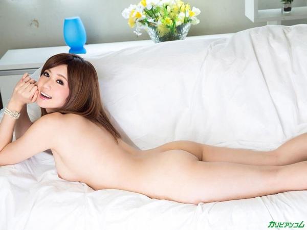 前田由美(はるかみらい)無修正に出てる清楚系美女エロ画像33枚のb05枚目