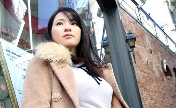 松田真奈 黒髪色白のF乳美少女セックス画像90枚の008枚目