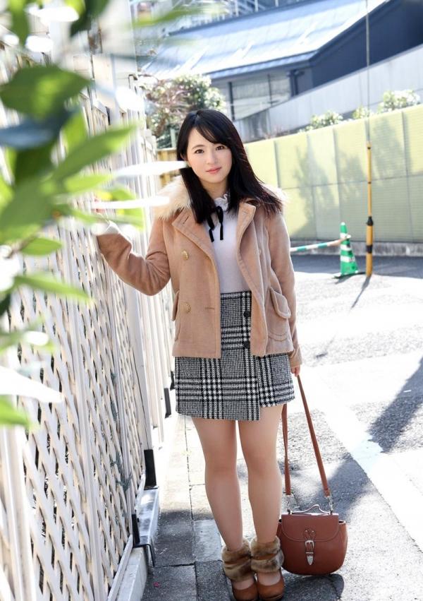松田真奈 黒髪色白のF乳美少女セックス画像90枚の011枚目