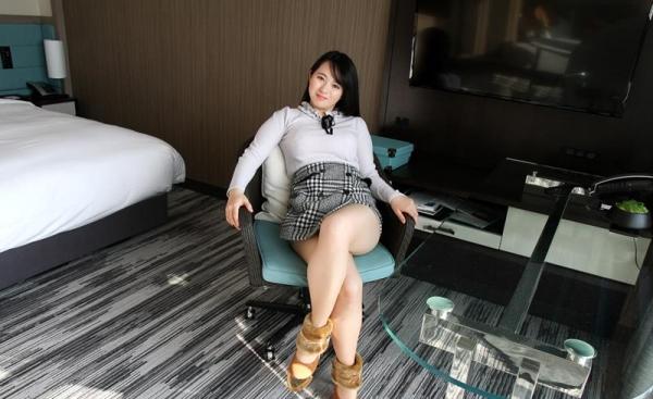 松田真奈 黒髪色白のF乳美少女セックス画像90枚の018枚目