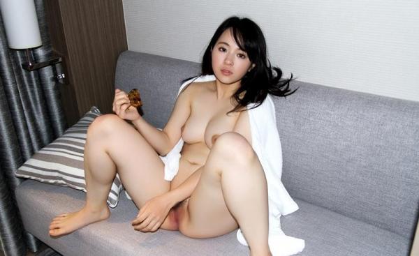 松田真奈 黒髪色白のF乳美少女セックス画像90枚の086枚目
