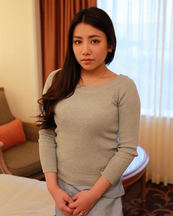 松本メイ(中沢蘭)巨乳の人妻セックス画像85枚のa003番