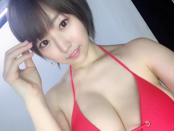 松本菜奈実 爆乳をブルンブルンさせてる濃密セックス画像47枚a007枚目