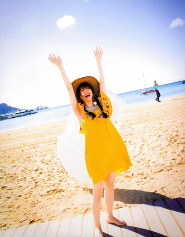 乃木坂46松村沙友理(まつむらさゆり)前から可愛いと思ってた水着画像92枚の04枚目