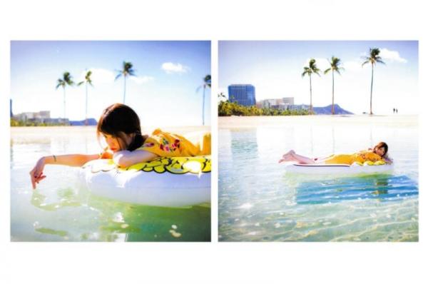 乃木坂46松村沙友理(まつむらさゆり)前から可愛いと思ってた水着画像92枚の70枚目