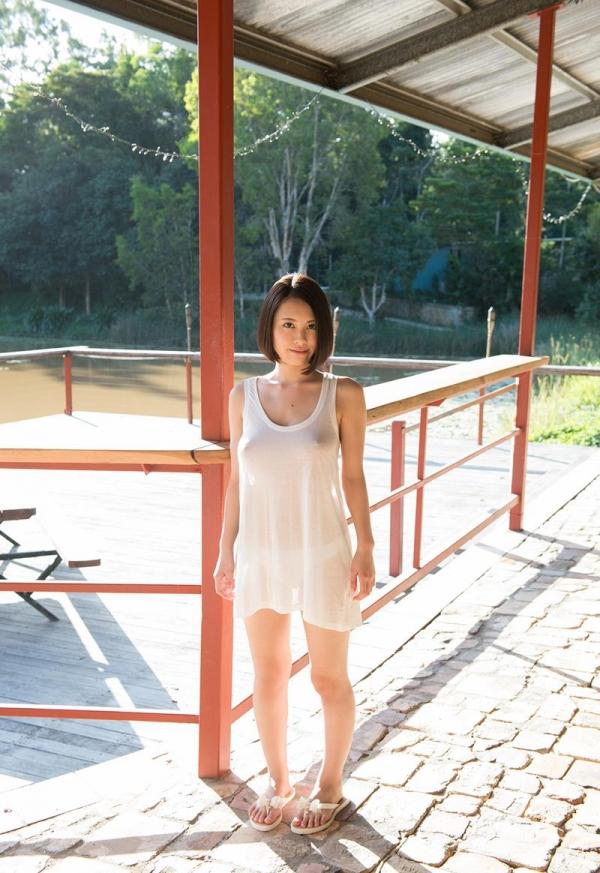美巨乳トランジスタグラマー美女 松岡ちなヌード画像80枚の026枚目