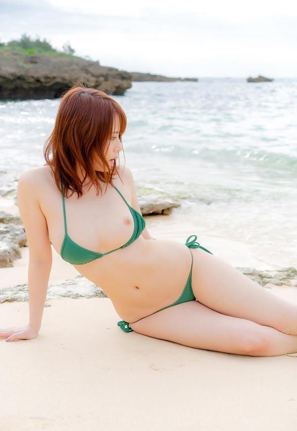 伊藤舞雪 奇跡のくびれ美巨乳美女エロ画像100枚のb01枚目