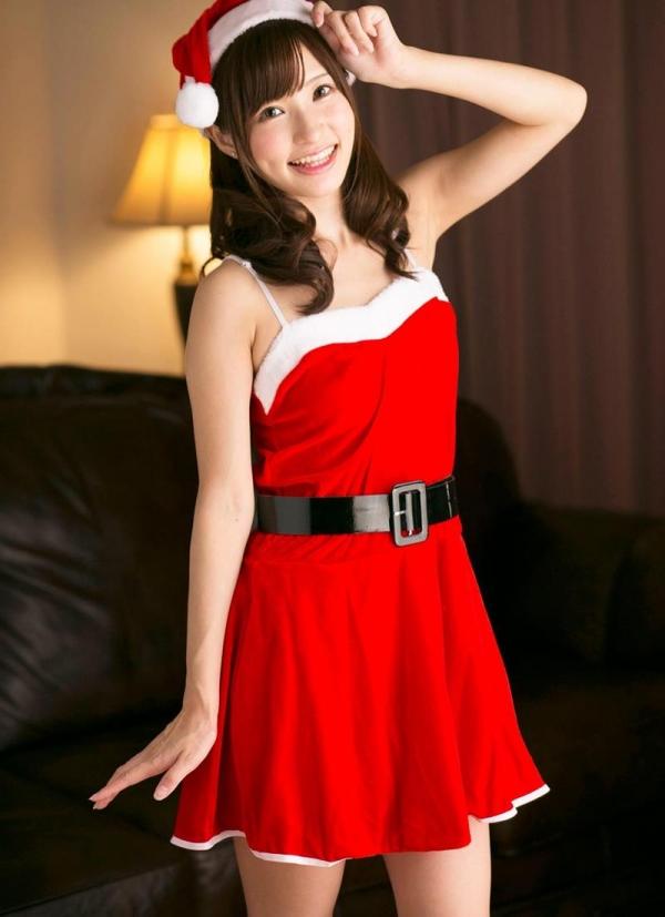 微乳サンタ 天使もえ 戸田真琴 が全裸でメリークリスマス!エロ画像35枚のa003枚目