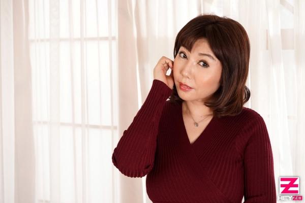 四十路熟女 美原咲子 巨乳人妻のイケナイ情事エロ画像43枚のa002枚目