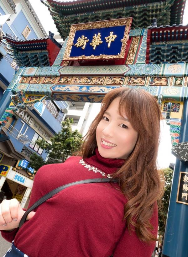 三島奈津子 三十路のIカップ巨乳美女エロ画像90枚の006枚目