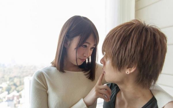 三田杏 スレンダー美巨乳で美脚な美女エロ画像80枚のa019枚目